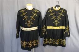 Lot of 2 Vintage Odd Fellows Masonic Jackets