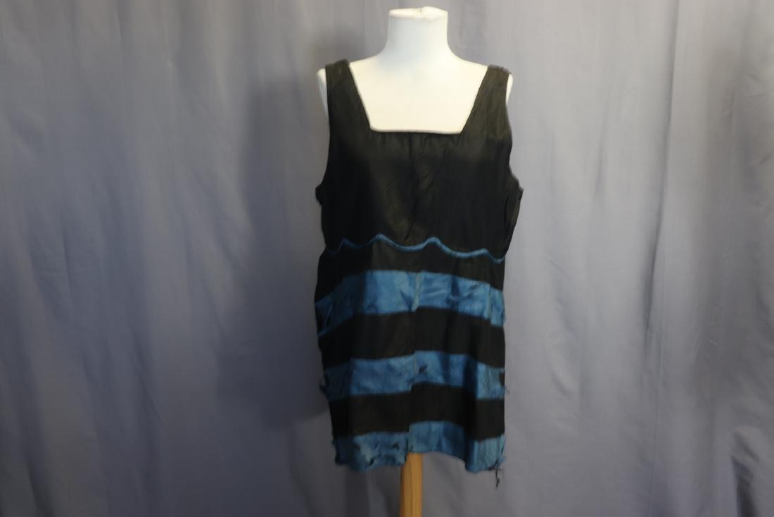 Vintage Women's Silk Bathing Suit Top
