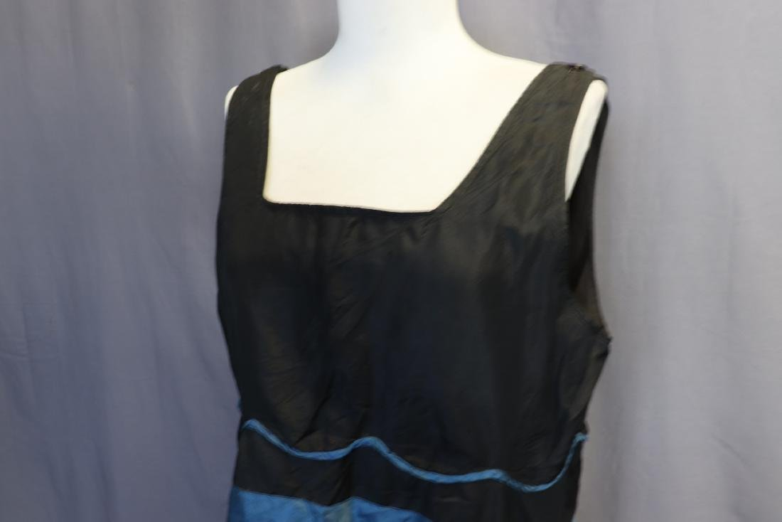 Vintage Women's Silk Bathing Suit Top - 2