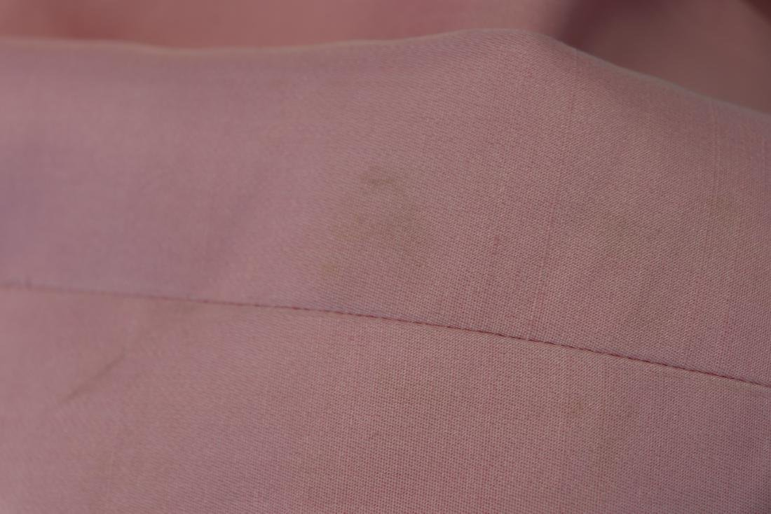 Vintage Oscar de la Renta Raw Silk Skirt & Jacket - 7