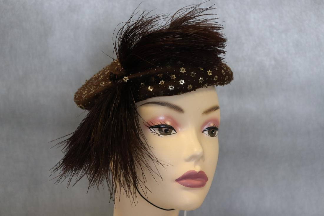 Vintage New York Creation Beret Hat