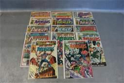 Marvel Avengers Comic Lot of 14