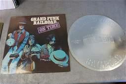 2 Vintage Grand Funk Vinyl Record Albums