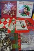 7 Vintage Christmas Vinyl Record Albums