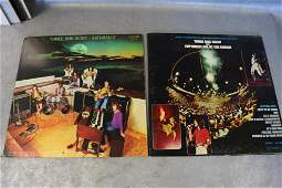 2 Vintage Three Dog Night Vinyl Record Albums
