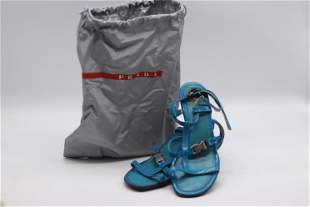 Vintage PRADA Strappy Sandals