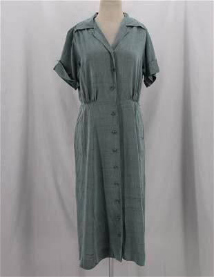 Vintage 1940's VERSATILER by CAROL CRAWFORD Dress