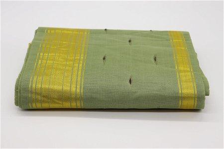 Vintage Silk Sari Fabric, 6 Yards