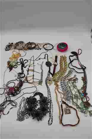 Vintage Lot of Costume Jewelry