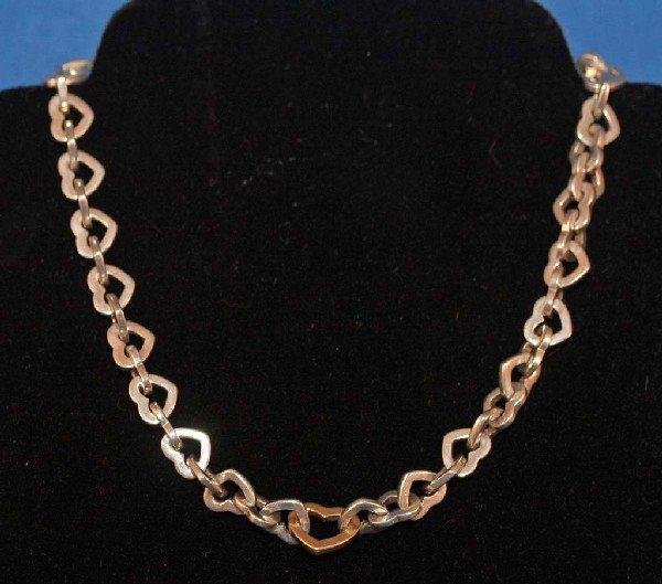 2: Tiffany Necklace