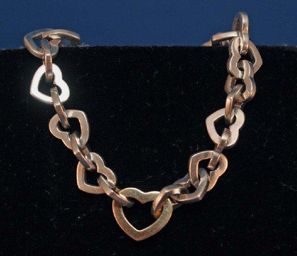 3: Tiffany Bracelet