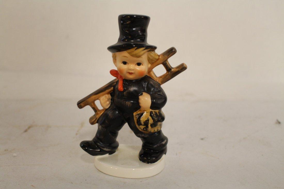 Hummel Gobel W. Germany, Chimney Sweep
