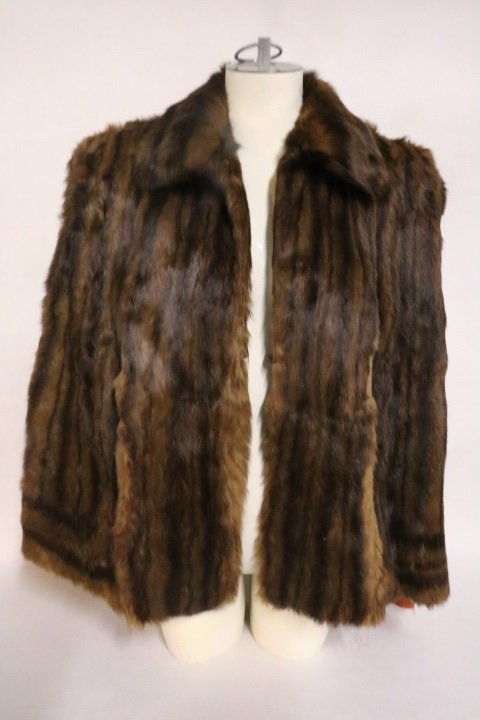 Vintage 1950's Mink Stole, longer length