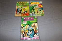 early Batman Detective comics