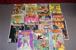 Firestorm 15 comics various issues very good to very