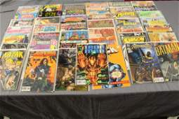 Huge lot of 43 1 Comics very good to mint Marvel DC