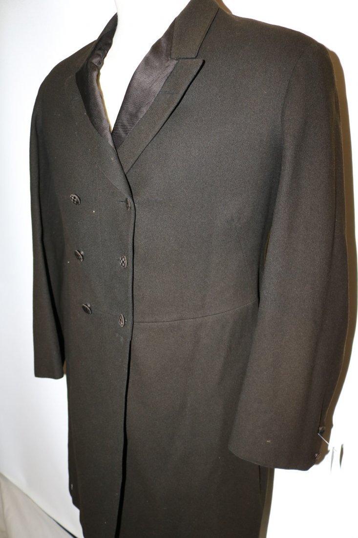 1903 Men's Double Breast Wool Suit/Tux Coat by R. - 3