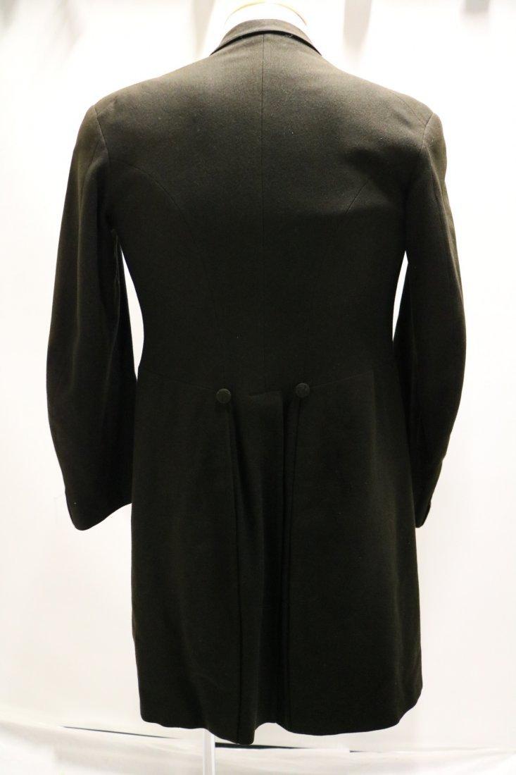 1903 Men's Double Breast Wool Suit/Tux Coat by R. - 4