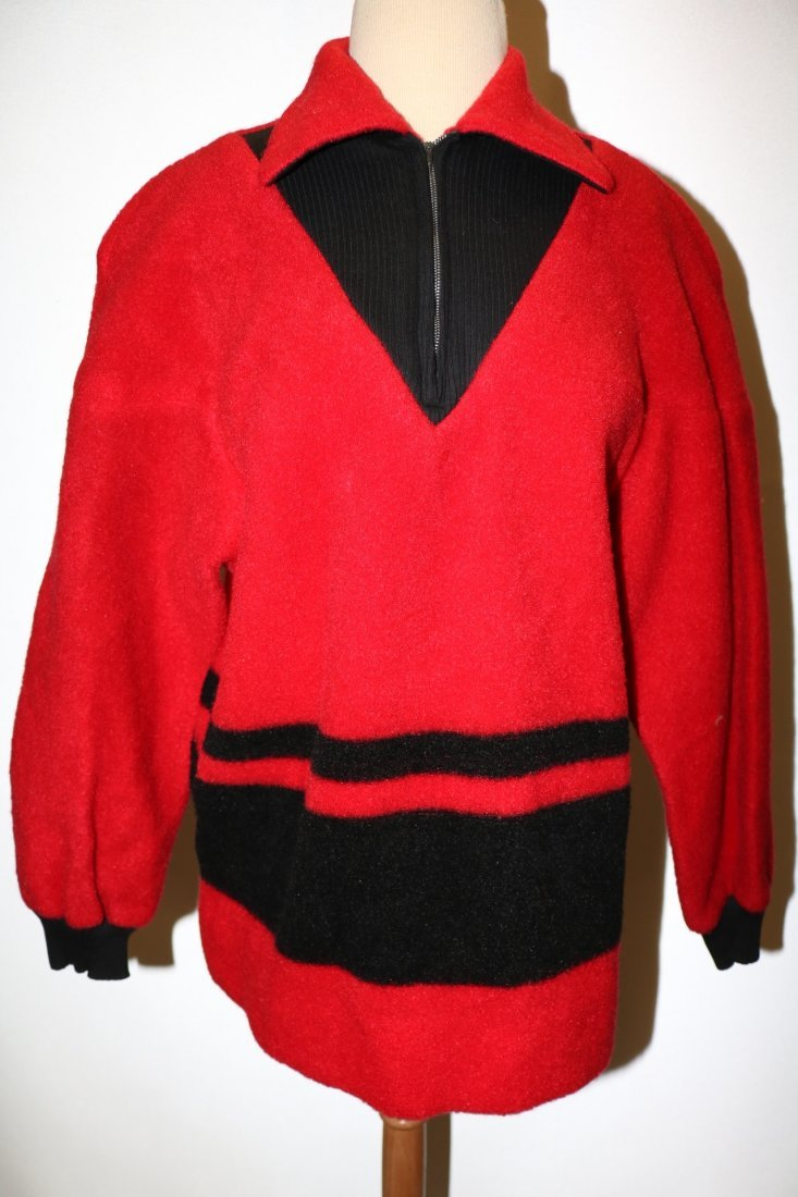 1950's Wool Blend Sweater Jacket by Phil Rose Fun