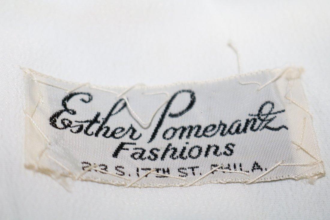 1960's Ribbon Dress by Esther Pomerantz fashions - 5