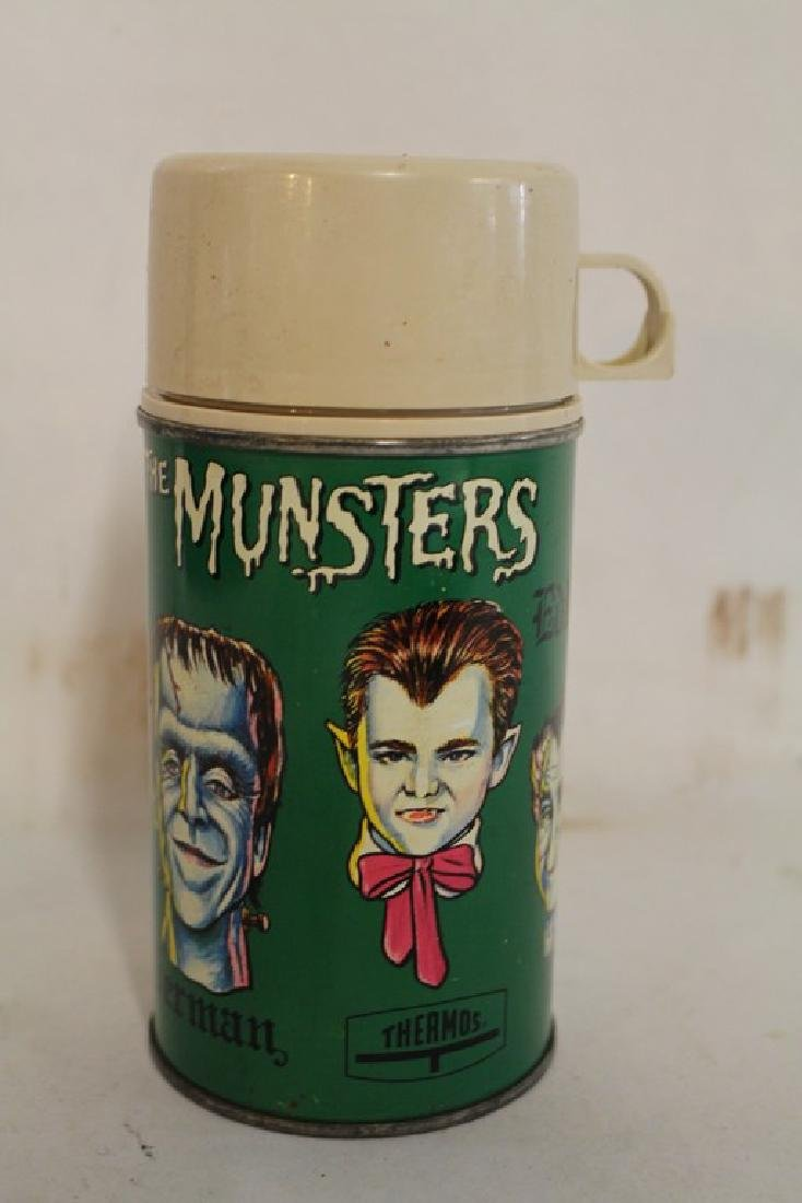 1965 The Munster's Thermos Bottle No. 2835