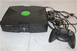 XBox Video Game System one controller