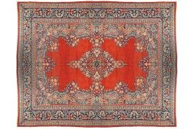EARLY TWENTIETH-CENTURY NORTHWEST PERSIAN SAROUK CARPET