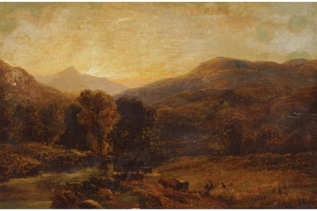 GEORGE SHALDERS (BRITISH, 1826-1873)