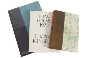 THOMAS KINSELLA.  A SELECTED LIFE.
