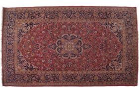 EARLY TWENTIETH-CENTURY KASHAN RUG