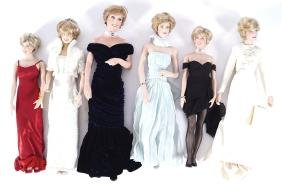 THE PRINCESS DIANA DOLL COLLECTION