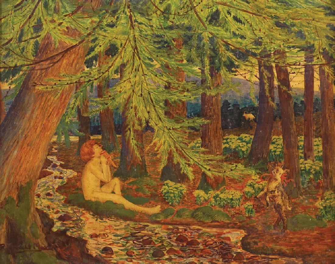 ROBERT JAMES ENRAGHT MOONY (IRISH, 1879-1946)
