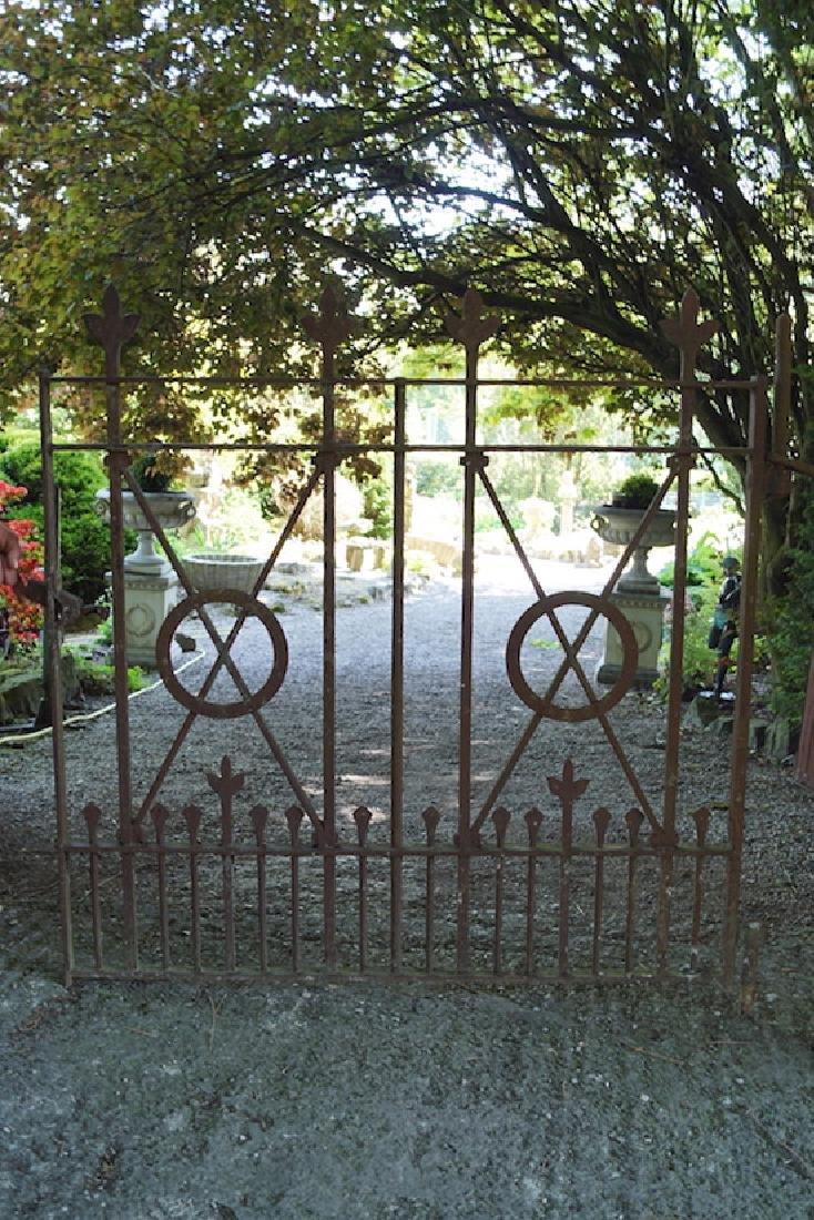 NINETENTH-CENTURY ESTATE?ORCHARD GATE