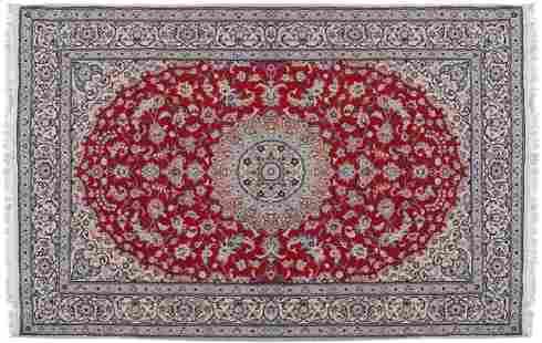 NAIN CARPET NORTH CENTRAL PERSIA
