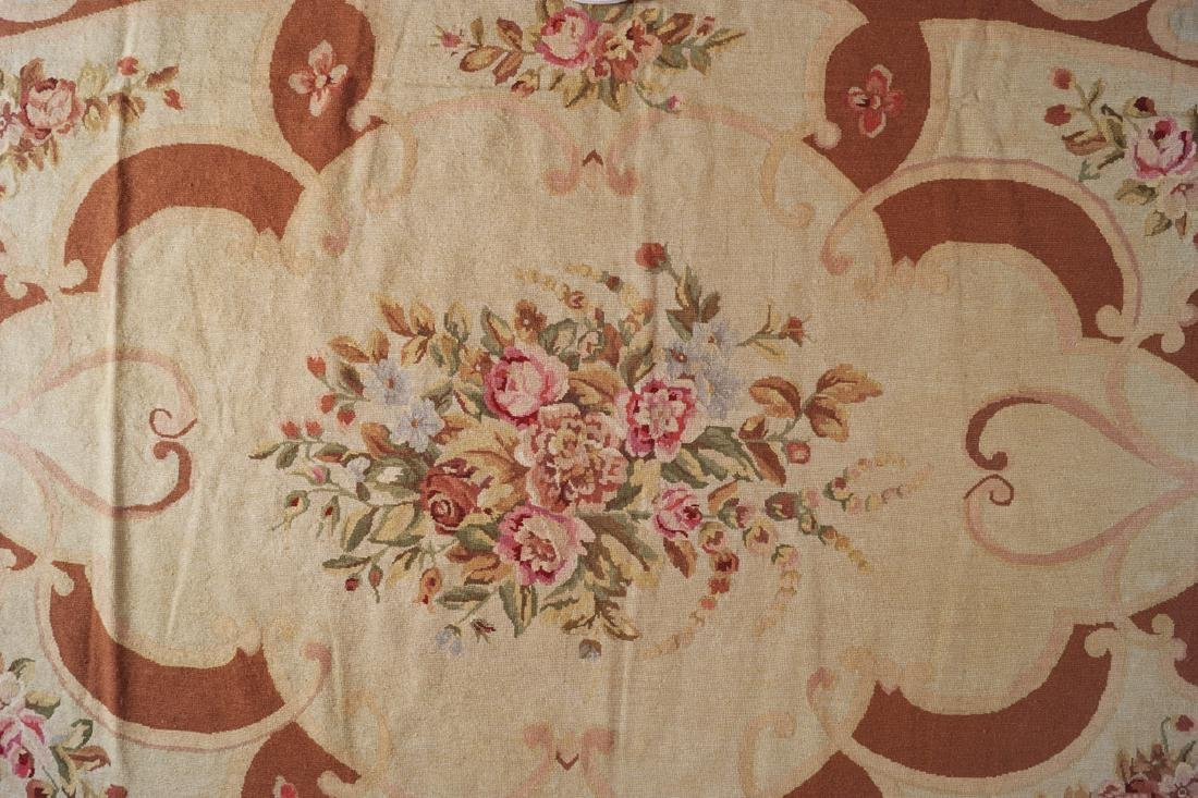 AUBUSSON CARPET, CIRCA 1930 - 2