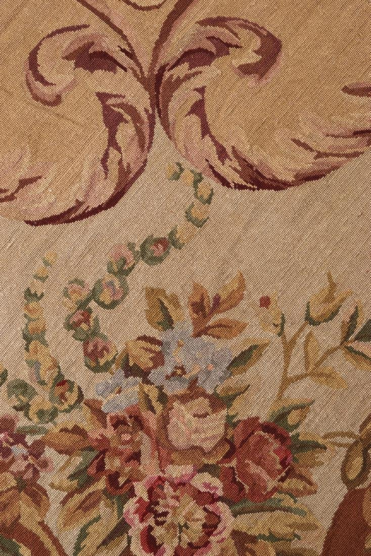AUBUSSON CARPET, CIRCA 1930 - 7