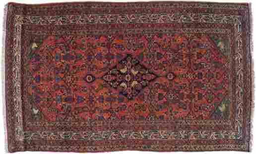 TABRIZ RUG CIRCA 1880 NORTHWEST PERSIA