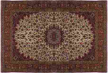 ISFAHAN CARPET WESTCENTRAL PERSIA
