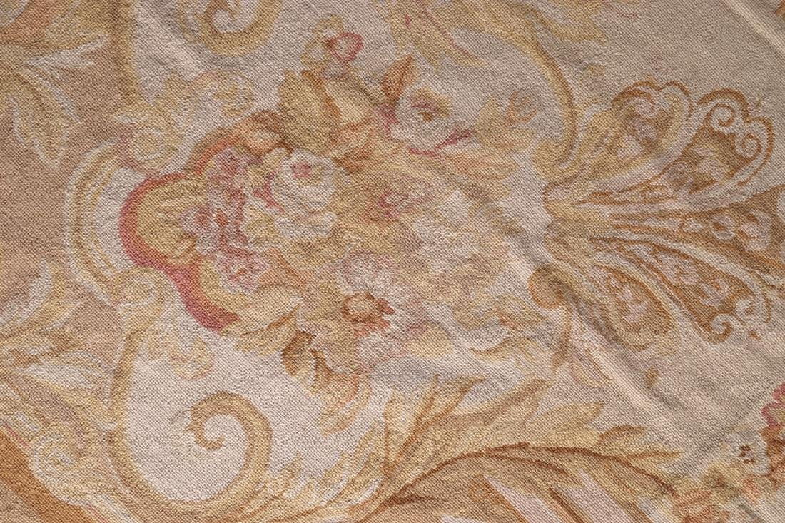AUBUSSON CARPET - 3