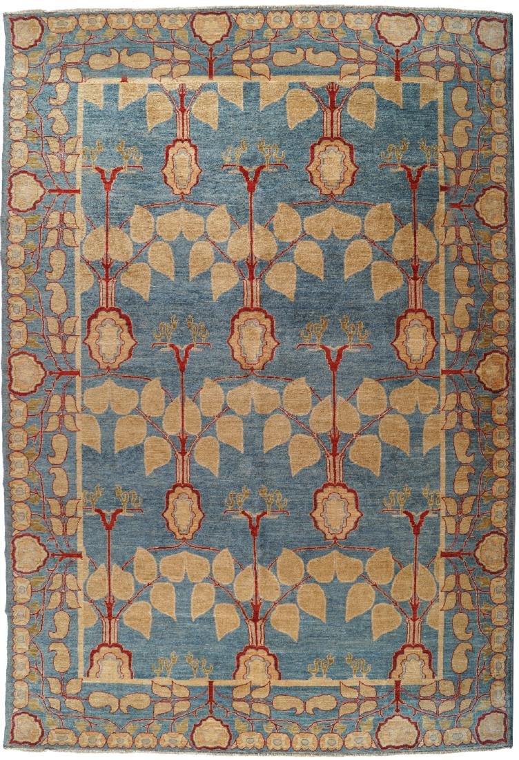 DONEGAL DESIGN CARPET, AFTER C. F. A. VOYSEY