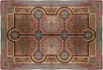 DONEGAL HAND-TUFTED CARPET,
