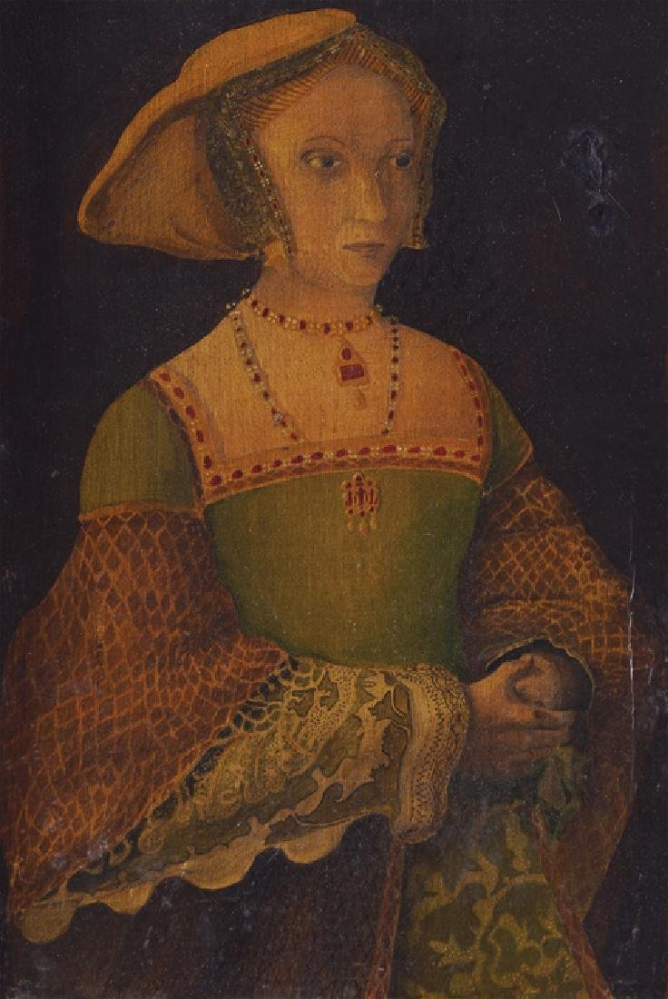 FOLLOWER OF HANS HOLBEIN THE YOUNGER (GERMAN/SWISS,