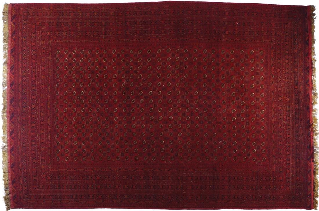 TURKMEN CARPET, CIRCA 1930