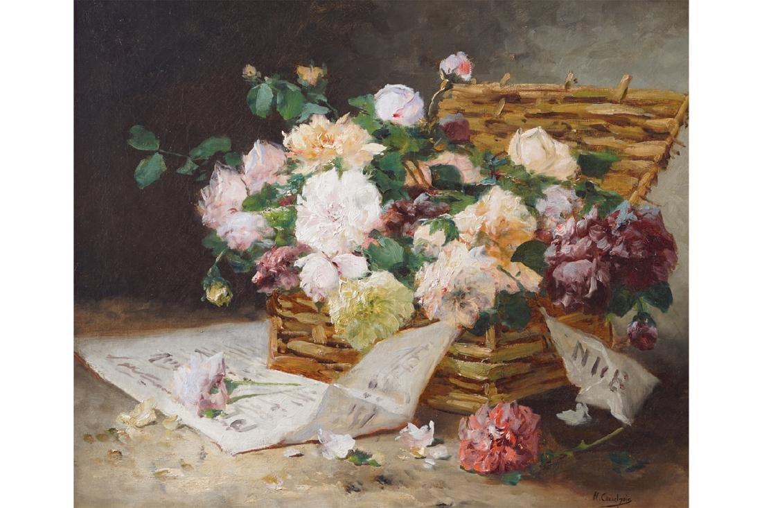 EUGENE HENRI CAUCHOIS (FRENCH, 1850-1911)
