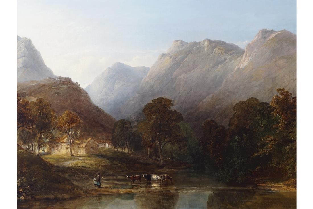 JAMES POOLE (ENGLISH, 1804-86)