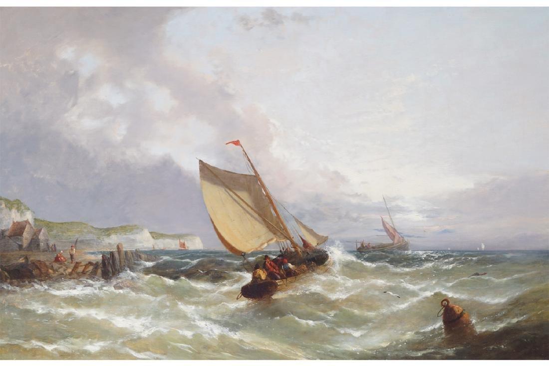 JOHN CALLOW (ENGLISH, 1822-78)