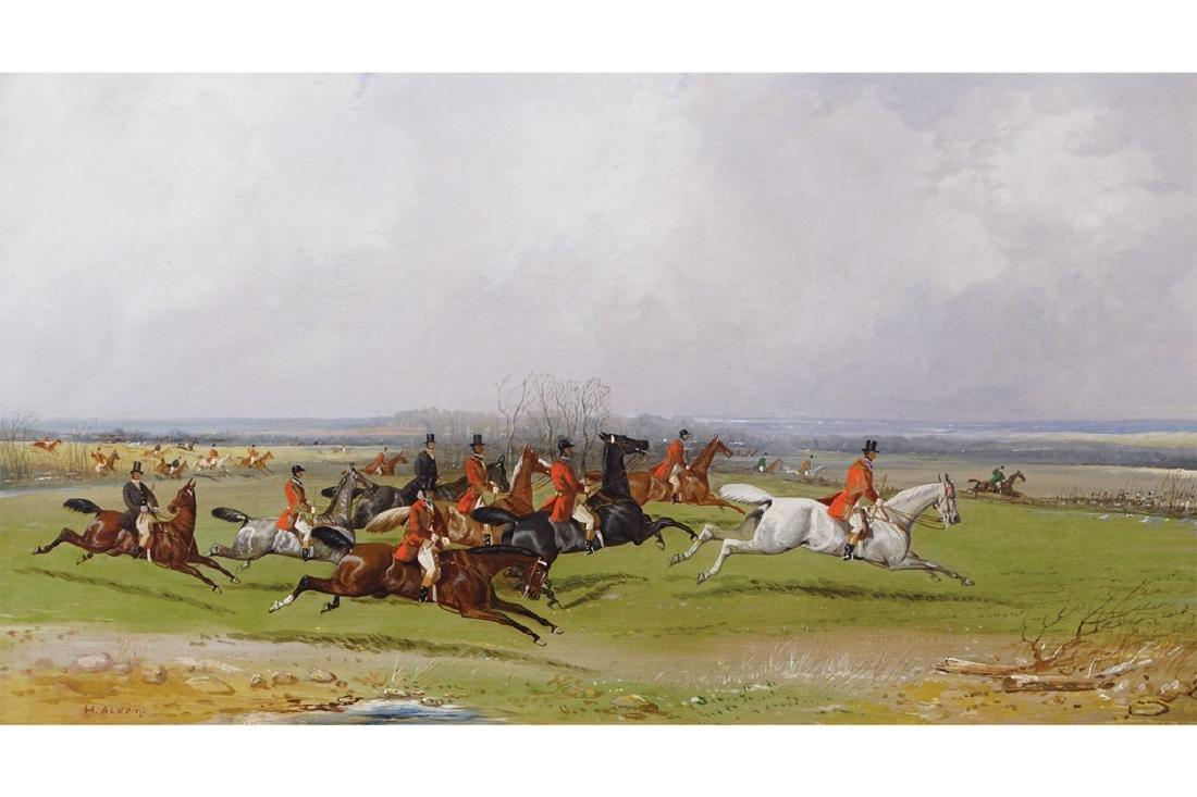 HENRY THOMAS ALKEN (ENGLISH, 1785-1851)