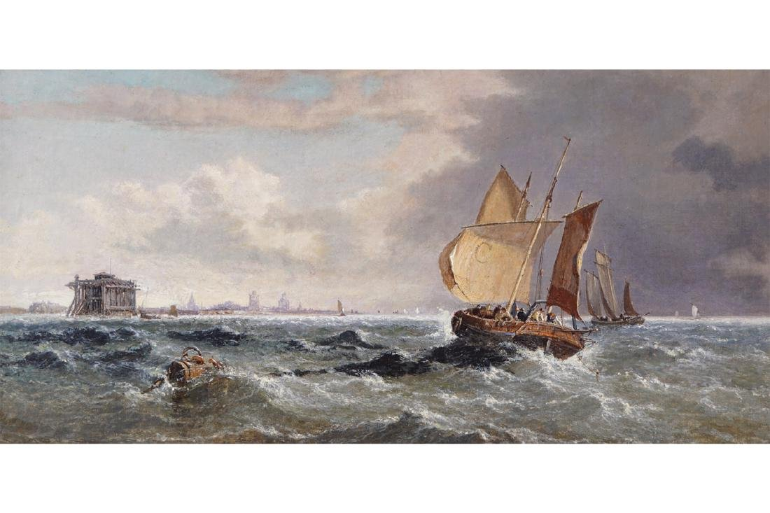 ARTHUR JOSEPH MEADOWS (ENGLISH, 1843-1907