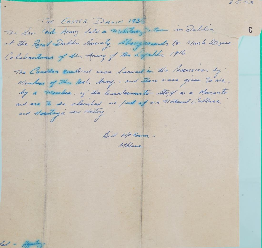 1916 ANNIVERSARY CELEBRATIONS, MILITARY TATOO