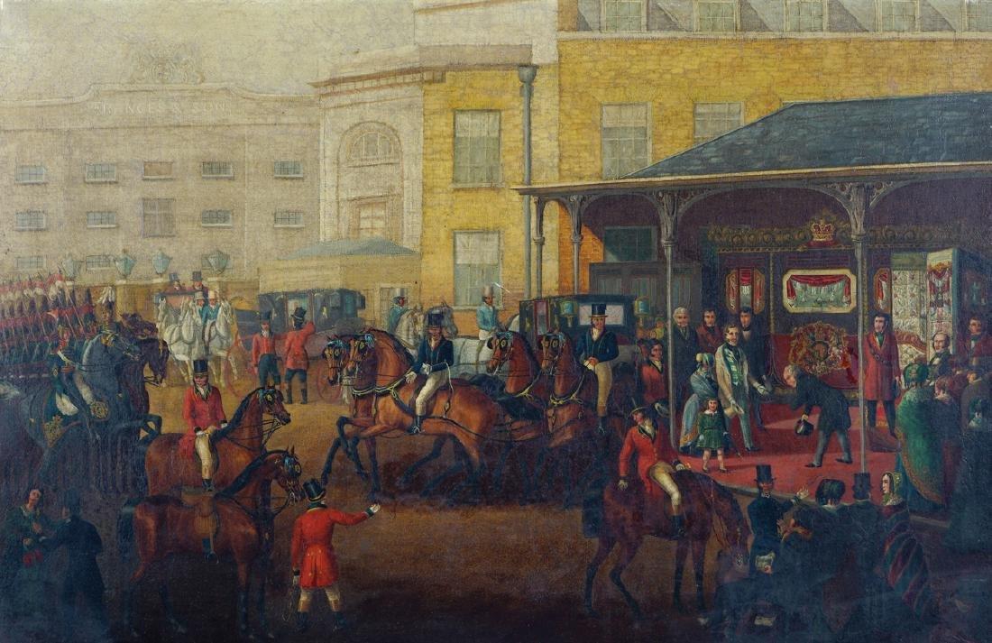 JAMES POLLARD, (1792-1867)